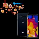 LG V40 ThinQ 1 SIM/ 2 SIM - QuadDAC Hifi / Màn hình siêu đẹp, Camera Triple - Hỗ trợ Trả góp từ xa