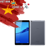 Huawei Mediapad M5 lite 8 - Loa Vòm 3D Harman Kardon, nhỏ gọn tuyệt vời.