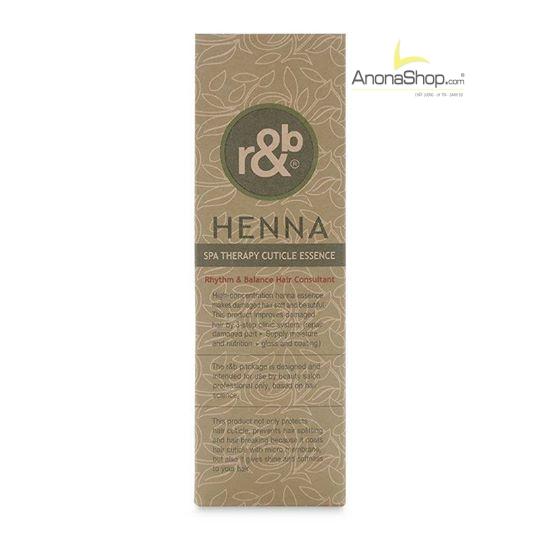 Dầu Dưỡng Bóng Tóc Thảo Dược r&b Henna Spa Therapy Cuticle Essence (2)