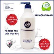 Dầu gội Ngăn Rụng Tóc thảo dược r&b Collagen Shampoo 1500ml