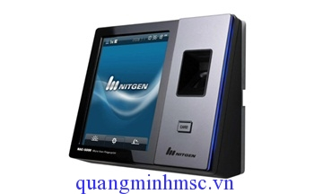 KIỂM SOÁT RA VÀO + CHẤM CÔNG NITGEN NAC-5000F (EM)