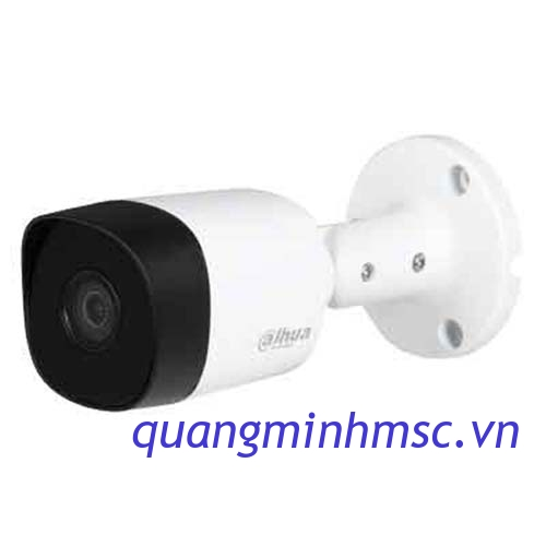 CAMERA HDCVI COOPER 2MP DAHUA HAC-B1A21P