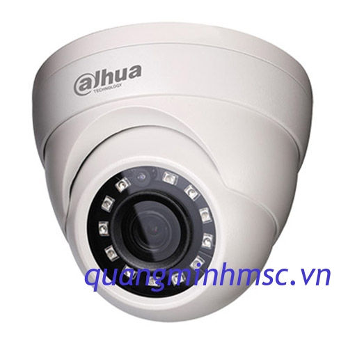 CAMERA DOME 4MP HDCVI DAHUA HAC-HDW1400MP