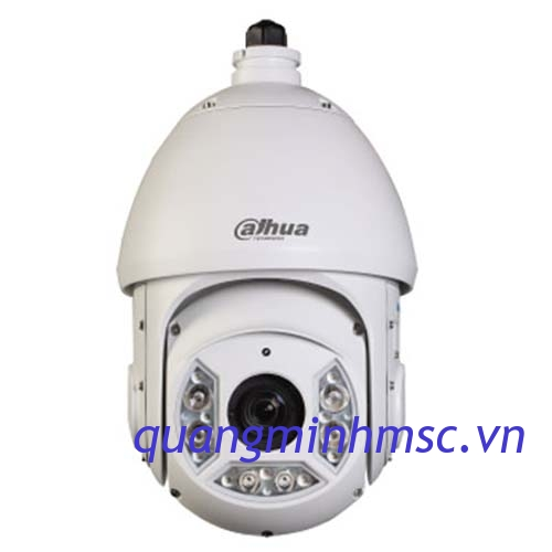 CAMERA SPEED DOME IP STARLIGHT 2MP DAHUA SD6C225U-HNI