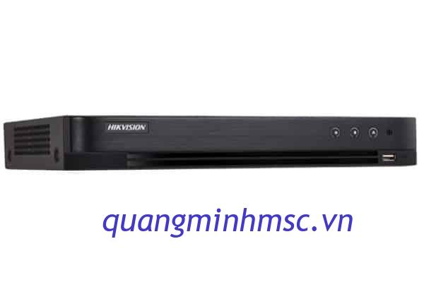 ĐẦU GHI 8 KÊNH HDTVI H.265+ HIKVISION DS-7208HQHI-K1