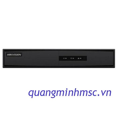 ĐẦU GHI 4 KÊNH HDTVI 5MP H.265+ HIKVISION DS-7204HUHI-K1