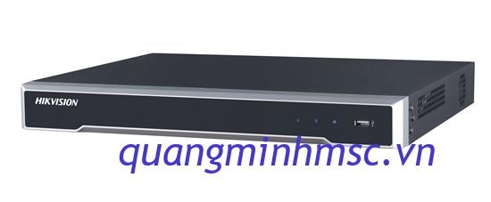 ĐẦU GHI HÌNH IP 8 KÊNH POEHIKVISION DS-7608NI-K2/8P