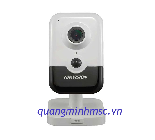 CAMERA IP CUBE 4MP HIKVISION DS-2CD2443G0-IW