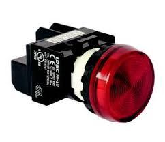 Đèn báo pha Đ-V-X loại không có biến thế ( R,Y,W,A) 220V AC/DC