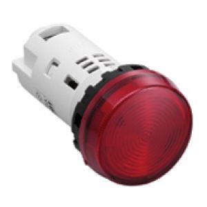 Đèn báo pha loại unibody không có biến thế  220V AC/DC