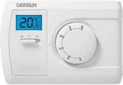 Thiết bị điều khiển nhiệt độ phòng Grasslin  Thermio 603
