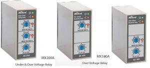 Relay bảo vệ điện áp MX 200A - 380