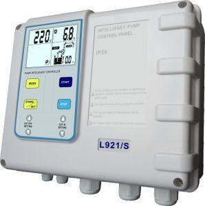 tủ điều khiển bơm nước thải, bơm thoát nước thông minh 1 pha - 220V