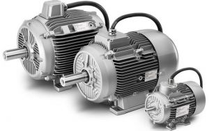 Động Cơ Điện Siemens 1LE1- IMB3 10Hp-7.5kW-380V; sản xuất tại châu âu-EU