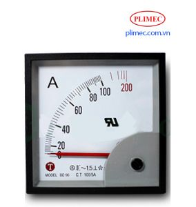 Đồng hồ Ampe 5A-50A AC