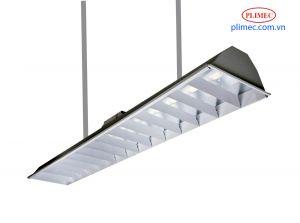 Bộ LED Tuýp lớp học  đơn bóng nhôm nhựa