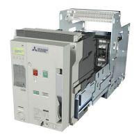 Máy cắt không khí ACB 3P -1600A, 65kA, dòng WS( Loại kéo ra)