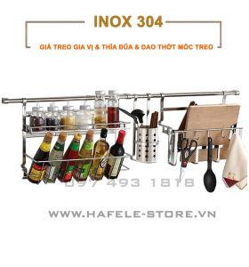 Giá inox treo tường bếp GV2-OD-GTD-ST12