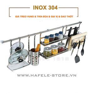 Giá inox treo tường bếp TV-OD-GV1-GTD-ST15
