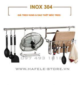 Giá inox treo tường bếp TV-GTD-MS1-ST12
