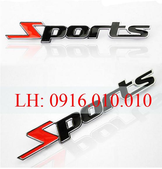 logo nổi trang trí  ô tô3