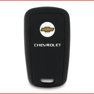 Ốp vỏ chìa khóa silicone xe Chevrolet (Mã 1)