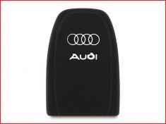 Ốp vỏ chìa khóa silicone xe Audi (Mã 1)