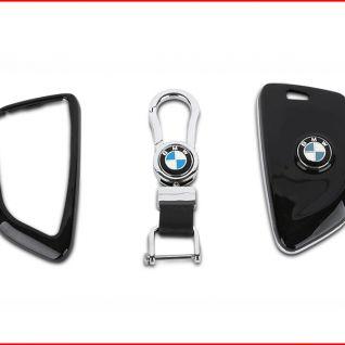 Ốp vỏ chìa khóa ô tô BMW X6 (Đen)