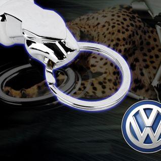 Móc khóa báo Volkswagen