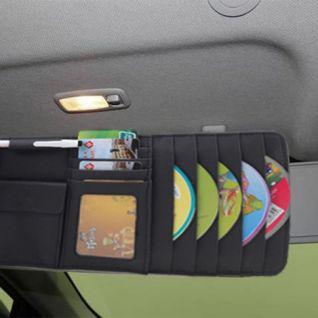 Giá đựng đĩa CD, DVD trên ô tô