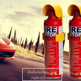 Bình cứu hỏa ô tô