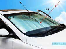 Tấm che nắng kính trước (Trong xe)