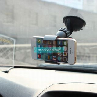 Giá đỡ điện thoại kẹp trên ô tô