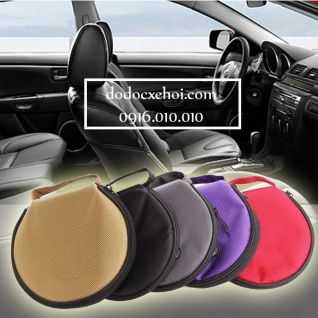 Túi đựng đĩa nhạc trên ô tô