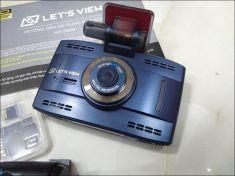 Camera hành trình Hàn Quốc Let's View HH-200M
