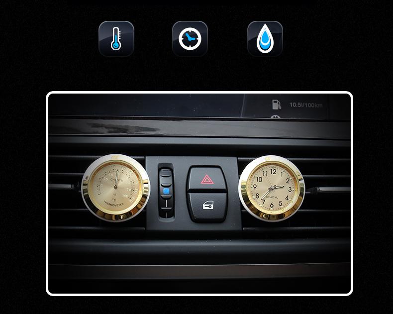 đồng hồ ô tô