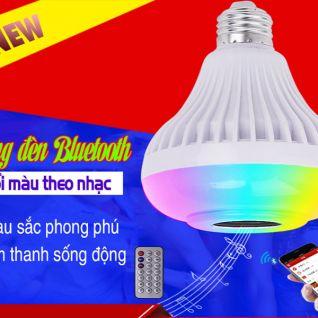 Bóng đèn Bluetooth đổi màu theo nhạc