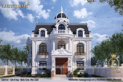 Tổng hợp mẫu biệt thự sang trọng đẳng cấp nhất năm 2020 Luxe Home