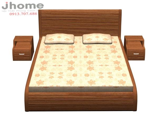 Giường ngủ 45 - Nội thất Jhome