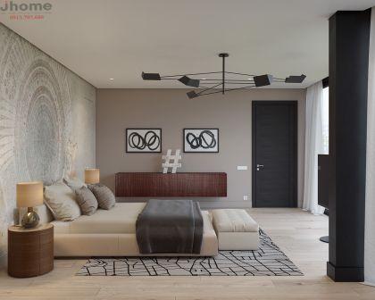 Thiết kế phòng cưới lãng mạn - Nội thất Jhome