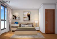 Thiết kế nội thất phòng ngủ chung cư Park 2 Times City - Nội thất Jhome