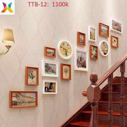 Khung tranh treo tường TTB-12