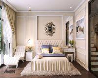 Thiết kế nội thất phòng ngủ nhà phố - Nội thất Jhome