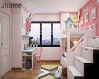 Thiết kế nội thất phòng ngủ trẻ em chung cư Imperia Garden - Nội thất Jhome