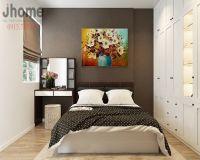 Thiết kế nội thất phòng ngủ master chung cư Golden West - Nội thất Jhome