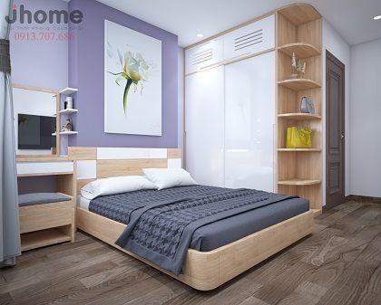Thiết kế nội thất chung cư Helios Tower - Nội thất Jhome