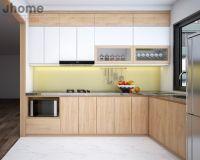 Thiết kế nội thất phòng bếp chung cư Helios Tower - Nội thất Jhome
