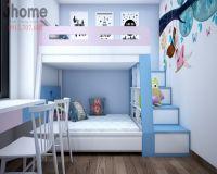 Thiết kế nội thất phòng ngủ trẻ em chung cư Helios Tower - Nội thất Jhome