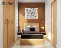 Thiết kế nội thất phòng ngủ nhà phố Bồ Đề - Nội thất Jhome
