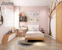 Thiết kế nội thất phòng trẻ em nhà phố Bồ Đề - Nội thất Jhome